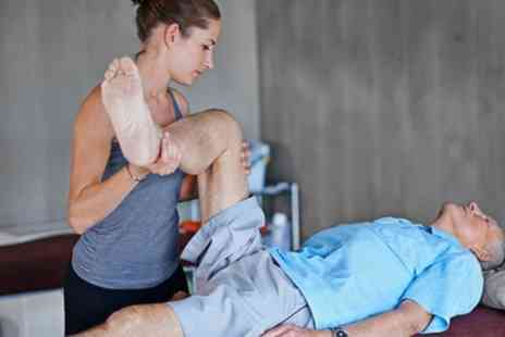 Movement and Wellbeing Clinic - One Session of Osteopathic Exam and Treatment - Save 58%