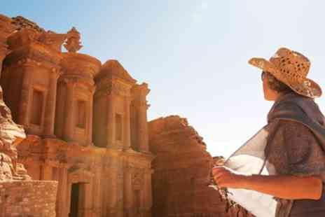 On the Go Tours - Six night Jordan escorted group tour with desert safari - Save 0%