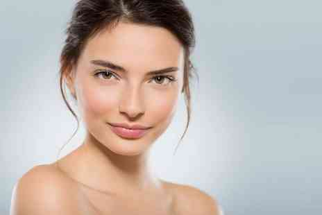 Dental & Skin - Microneedling and HydraFacial treatment session lasting up to one hour - Save 69%