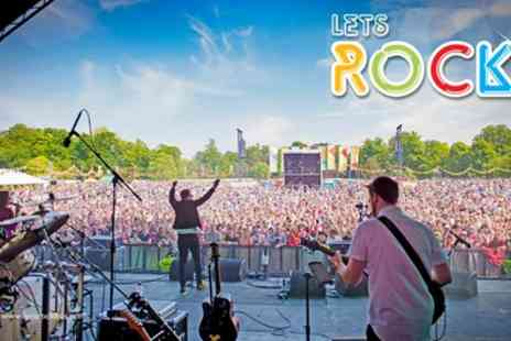 UK Live - Lets Rock London, The Retro Festival featuring UB40 on 28 July - Save 55%