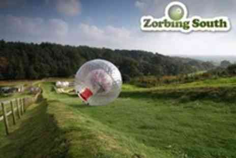 Zorbing South - Zorbing For Two - Save 43%