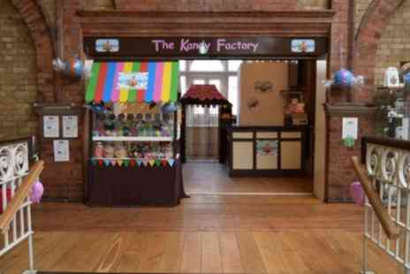 Kandy Factory - Two Hour Tea Party with Cake Decoration for One or Two - Save 28%