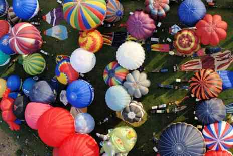 Bailey Balloons - Bristol Balloon Fiesta Champagne Flight from Bristol - Save 0%