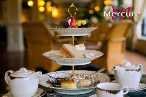 Mercure Bloomsbury - Champagne Afternoon Tea for Two - Save 52%