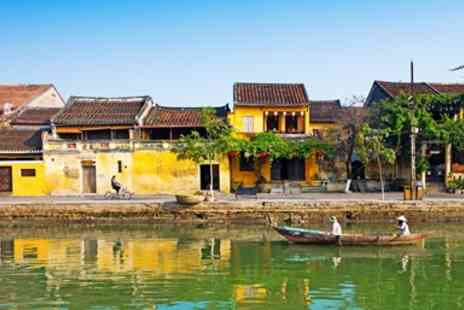 On the Go Tours - Last minute Seven night Vietnam escorted group tour with Halong Bay - Save 0%