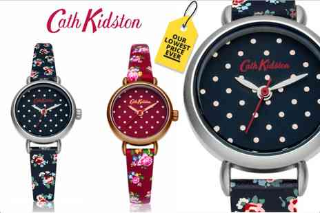 Brand Arena - Cath Kidston watch choose from two colours - Save 59%