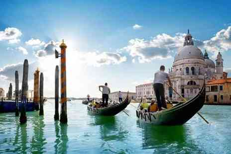 Crystal Travel - Four Star four night Rome and Venice break with train transfers and return flights - Save 29%