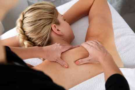Back To Health Wellness Guildford - 45 Minute Deep Tissue Massage - Save 0%