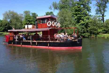 French Brothers - Runnymede 45 minute Paddle Boat Trip - Save 0%