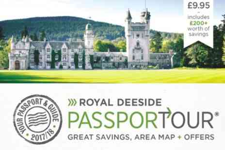 DeeTour - Royal Deeside PassporTour - Save 0%