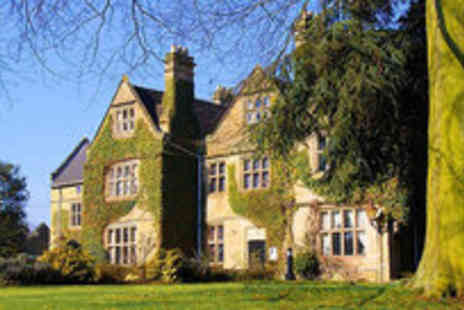 Weston Hall Hotel - Two night stay for two in a four poster bed including breakfast both mornings - Save 21%