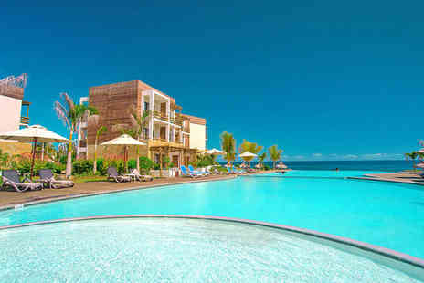 Anelia Beach Resort & Spa - Four Star Beachfront Hotel Stay For Two on Western Coast of Mauritius - Save 0%