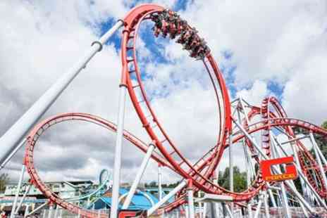 Golden Tours - Drayton Manor Theme Park Admission Ticket - Save 0%
