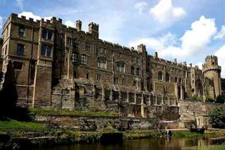 UK Study Tours - Full Day Warwick Castle and Stratford Upon Avon Tour From Bournemouth - Save 0%