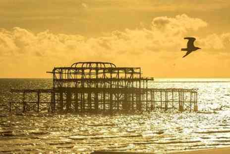 UK Study Tours - Full Day Tour to Brighton and Portsmouth From Bournemouth - Save 0%