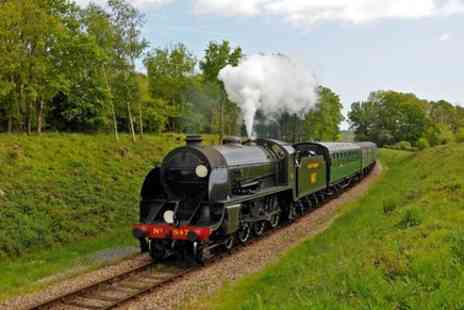Great British Wine Tours - Bluebell Steam Railway And Vineyard Bus Tour - Save 0%