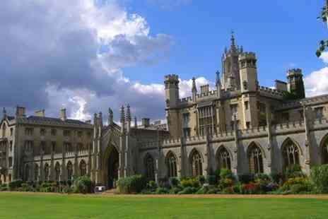 UK Study Tours - Cambridge Day Trip from Brighton Including Walking Tour - Save 0%