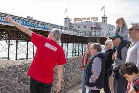 Urban Adventures United Kingdom - Brighton Lanes and Backstreets Walking Tour a Brilliant intro to this buzzing seaside Town - Save 0%