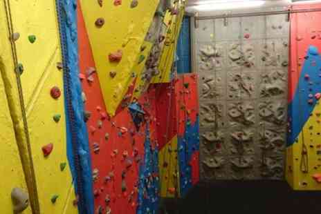 Extreme Ventures - Indoor Rock Climbing Experience in Brighton - Save 0%