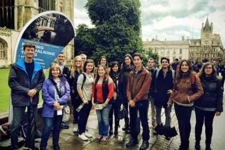 Cambridge Alumni Tours - Private Student Guided Cambridge University Walking Tour - Save 0%