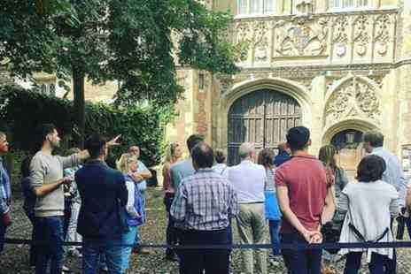 Cambridge Alumni Tours - Walking Tour of Cambridge University - Save 0%