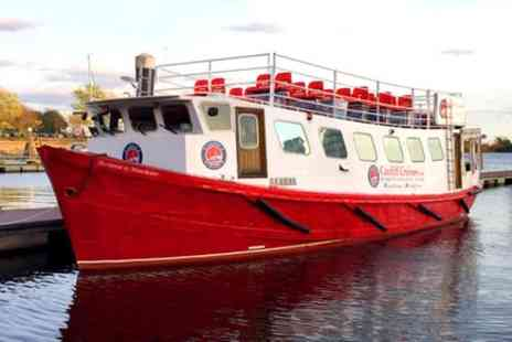 HMS69 - Cardiff Bay Boat Tour - Save 0%