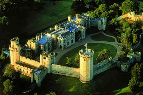 Warwick Castle - Warwick Castle Admission Ticket - Save 0%