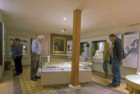 Wiltshire Archaeological and Natural History Society - Wiltshire Museum Entry Ticket - Save 0%