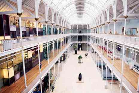 Mercat Tours - Mile to the Museum with National Museum of Scotland - Save 0%