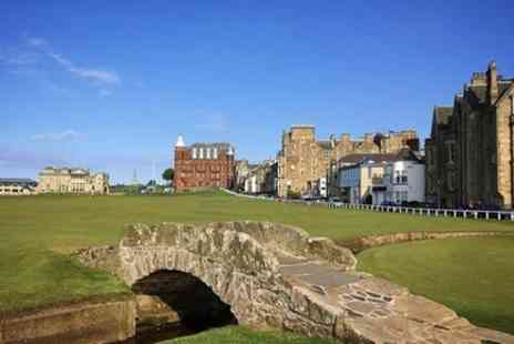 Taxi Tours Edinburgh - Edinburgh City Centre and St Andrews Private Driving Day Tour - Save 0%