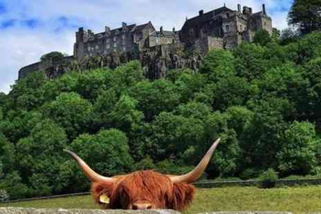 Taxi Tours Edinburgh - Private Edinburgh Shore Driving Tour to Stirling, Battle Of Banockburn, Wallace - Save 0%
