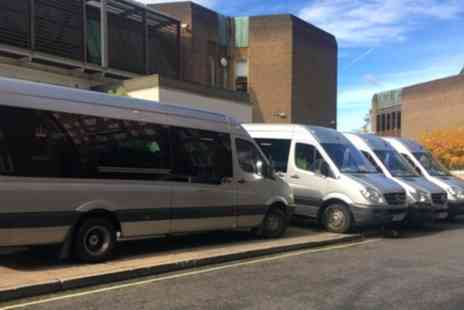 EC Minibus - Dover Private Minibus Transfer to Heathrow Airport or Central London - Save 0%