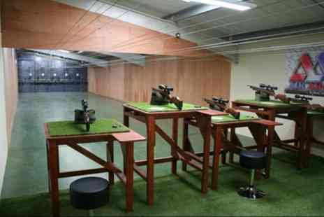 Crackshot - Gun Range Shooting Experience - Save 0%
