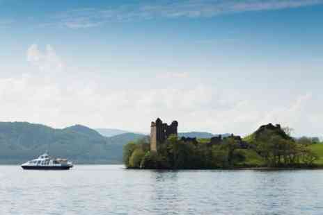 Loch Ness by Jacobite - Loch Ness Sightseeing Cruise and Visit to Urquhart Castle - Save 0%
