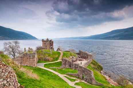 Happy Tours Scotland - Highlander Loch Ness and Culloden Battlefield - Save 0%