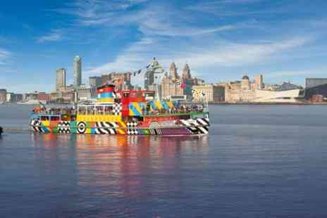 Mersey Ferries - Mersey River Explorer Cruise - Save 0%