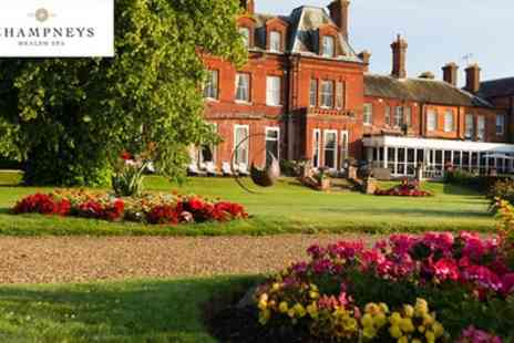 Champneys Tring - Spa Day with Lunch, Choice of Treatment and Thalassotherapy Pool Session - Save 44%