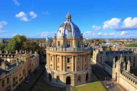 Footprints Tours - Private Oxford Walking Tour - Save 0%