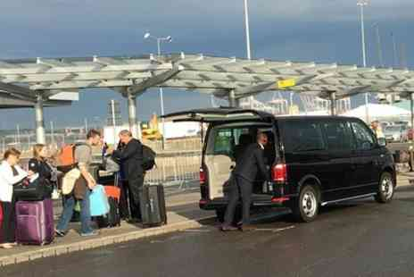 EC Minibus - Southampton Cruise Port Arrival Shared Ride to Heathrow Airport or London Hotels - Save 0%