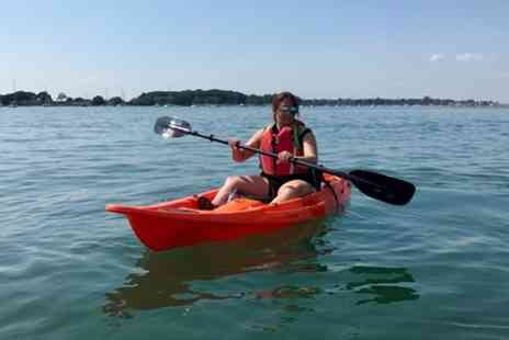Fluid Adventures - Kayak Hire on Chichester Harbour - Save 0%