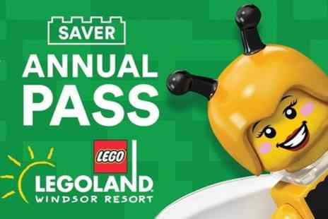 LEGOLAND Windsor Resort - Saver Annual Pass - Save 0%
