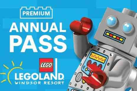 LEGOLAND Windsor Resort - Premium Annual Pass - Save 0%