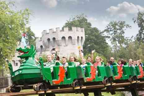 LEGOLAND Windsor Resort - Admission Ticket with Meal Deal - Save 0%