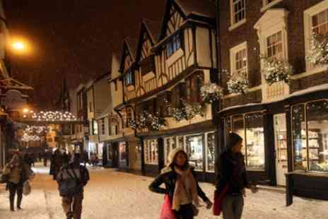 York Walls Tours - Private York Christmas Walking Tour - Save 0%