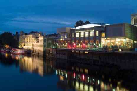 City Cruises York - 70 Minute York Evening River Cruise - Save 0%