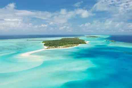Away Holidays - Maldives week with flights & transfers - Save 0%