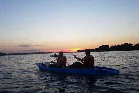 Fluid Adventures - Two hour sunset kayak experience - Save 63%