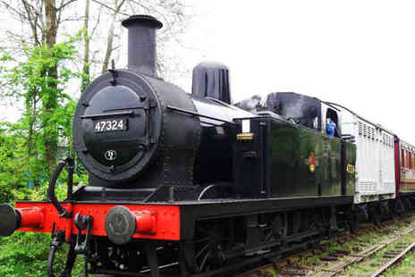 Midland Railway Center - Family ticket for steam and diesel train rides - Save 63%