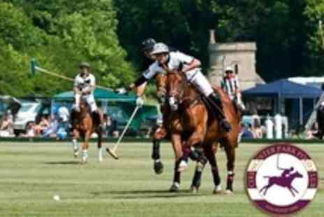 Cirencester Park Polo Club - The Bledisloe Warwickshire Cup Finals and Festival of Polo Closing Ceremony - Save 60%