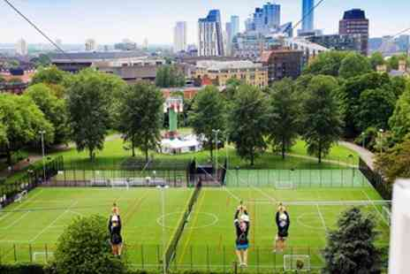 Zip Now London - Fun zip wire experience in London - Save 32%